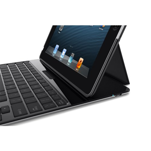 Belkin QODE Ultimate Wireless Keyboard and Case for iPad 2, 3rd Gen and 4th Gen with Retina Display
