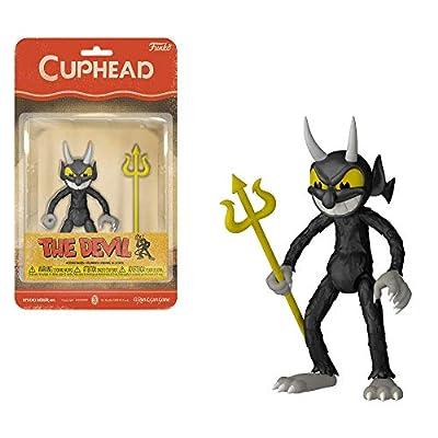 Funko Cuphead - The Devil Collectible Figure, Multicolor: Toys & Games