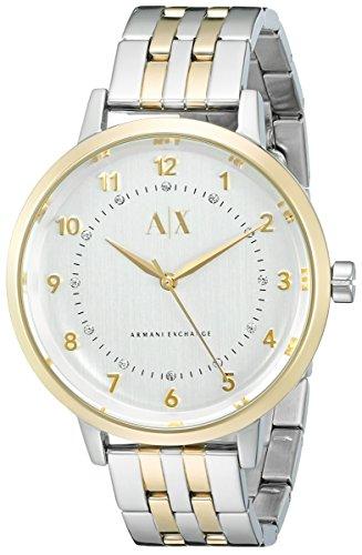Armani Exchange Women's AX5369 Two Tone  Watch