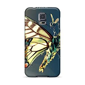 Shockproof Hard Phone Cover For Samsung Galaxy S5 (LvJ5887COKU) Support Personal Customs Beautiful Strange Magic Series