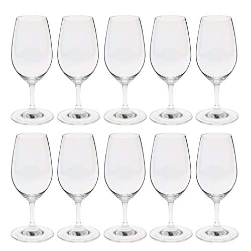 Riedel 6416/60 Vinum Port Glasses, Set of 10 Glasses