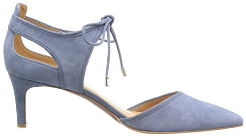 Sarto Women's Darlis Blue Dress Franco Suede Pump gZqHUxWB