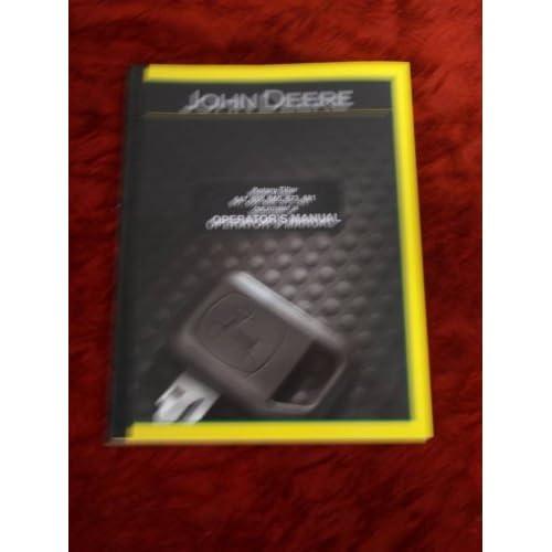 John Deere 647/655/665/673/681 Tiller OEM OEM Owne big image