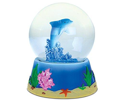 Snow Globe 9473 Dolphin (65MM), One Size, Multi