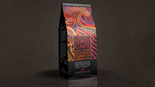 Zancona Coffee Medium Roast Ground Coffee from Panama (1lb Ground) - Premium Exotic Arabica Ground Coffee Beans - Delicious and Fresh Specialty Grade Single Origin