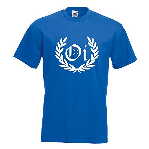 15 Fun Xl Kiwistar L Punk M De S Royal Motif Couronne Xxl Homme Oi Laurel Coton Différentes Hardcore En T Couleurs shirt Imprimé PwPfHaqZ