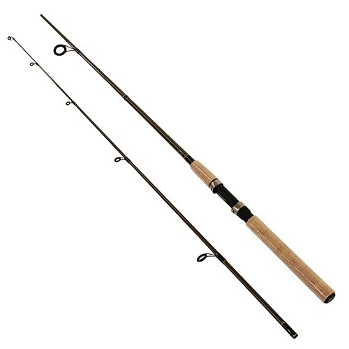 Shimano Solora 2 Piece Spinning Rod (5-Feet 6-Inch, Medium)