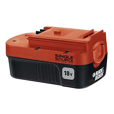 Black & Decker 90554640 18-Volt Battery Back Pack for Rechargeable Chainsaw and Trimmer