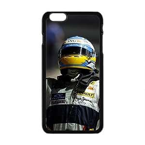 HDSAO Fernando Alonso Black Phone Case for Iphone6 plus