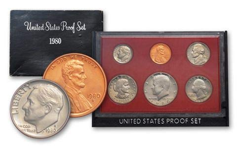 1980 S 1980 UNITED STATES PROOF SET ()