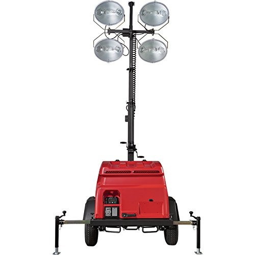 Light Tower Specifications: Generac Magnum Light Tower Manual