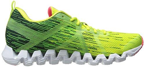 buy online 19508 1b8ff Reebok Men s Zigtech Squared 2.0 Running Shoe