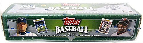 2005 Topps MLB Factory Set (733 Cards)