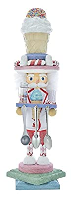 "Kurt S. Adler 19"" Hollywood Ice Cream Nutcracker"