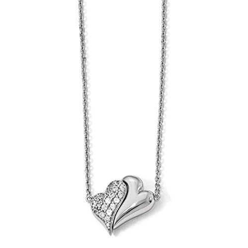 925 Sterling Silver Sapphire Magnetic Double Heart Adjustable Chain Necklace Pendant Charm S/love Gemstone Fine Jewelry For Women Gift -