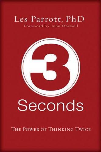 Read Online 3 Seconds: The Power of Thinking Twice pdf epub