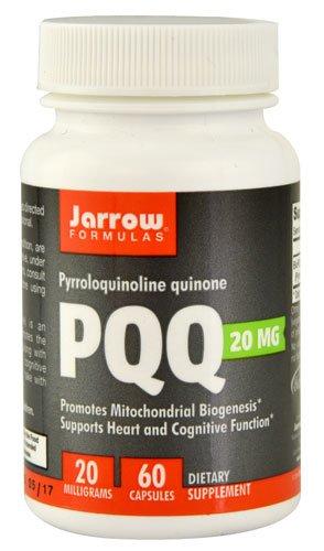 Jarrow Formulas Pyrroloquinoline Nutritional Supplements
