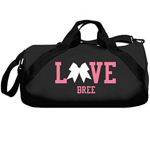 Price comparison product image Cheerleader Love Bree Bag: Liberty Bags Barrel Duffel Bag
