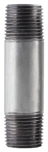 Southland 563-120HN Galvanized Steel Nipples, 1/2