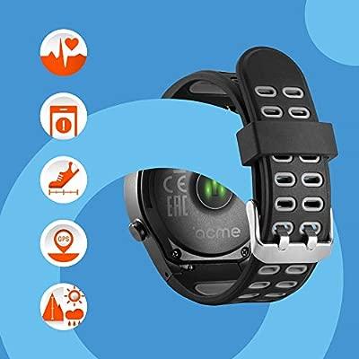 acme SW302 Reloj inteligente | Smartwatch IP65 a prueba de ...