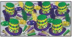 Mardi Gras Assortment for 50 PROD-ID : 1908165 by DollarDays