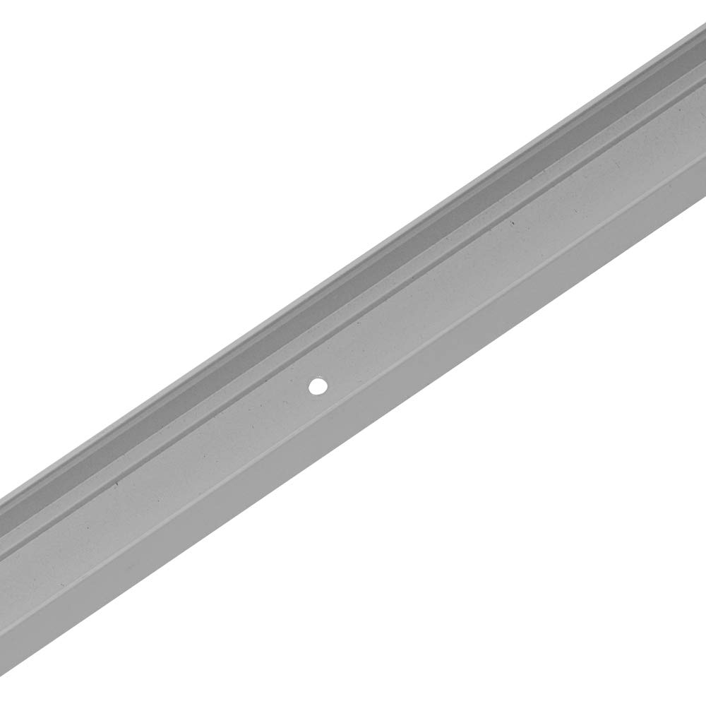 JESCO Lighting LCF-RGB-CH6 6' Straight Aluminum extruded mounting channel