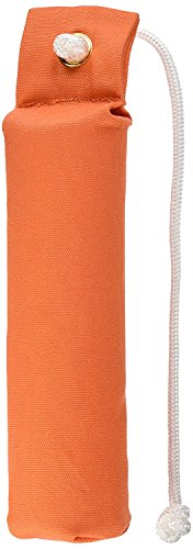 Leather Brothers Canvas Training Dummies, Jumbo, Orange