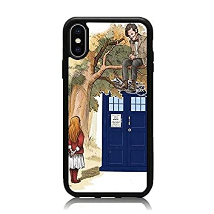 iphone xs case doctor who