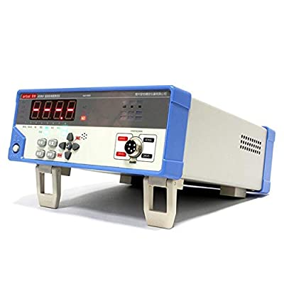 AT2511 Digital Mega Meter With Chrome Nickel Wire Resistance For Low Digital Micro Ohm Meter