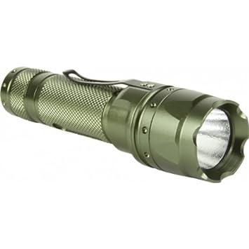 Amazon.com : 180 Lumen Green Tactical Strobe Flashlight Set With ...