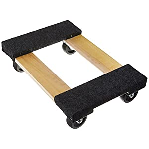 """Mover's Dolly 1000lbs Furniture Appliance18"""" X 12-1/4"""""""