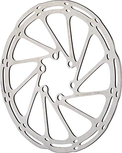SRAM Centerline Rounded Rotor Silver, 180mm