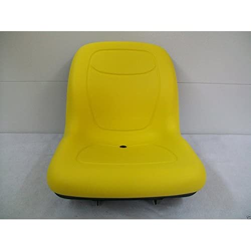 HIGH BACK YELLOW SEAT FITS 650,750,850,950,& 1 big image