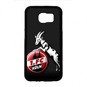 The FC Kln GmbH & Co. KGaA Logo Phone Funda,FC Kln GmbH & Co. KGaA Cover Phone Funda,Samsung Galaxy S6 Phone Funda