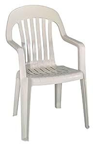 Amazon Com Adams Manufacturing High Back Chair 36 X 22