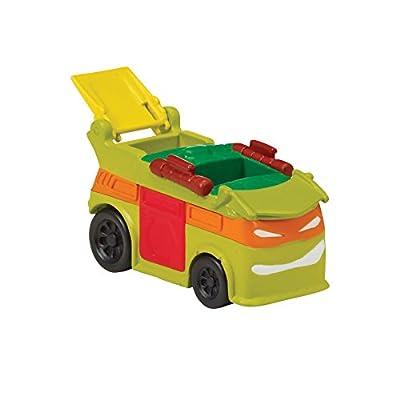 Teenage Mutant Ninja Turtles Micro Mutant Party Van with 1.15