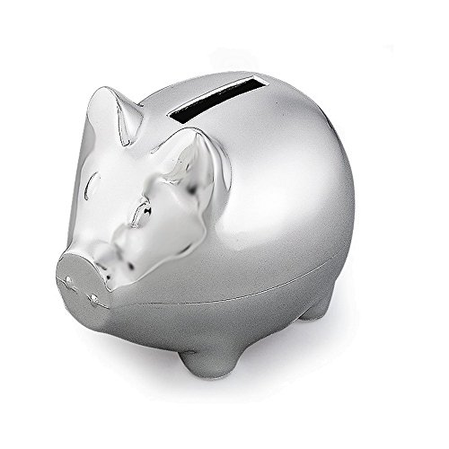 Jewelry Adviser Gifts Nickel-plated Pig Bank