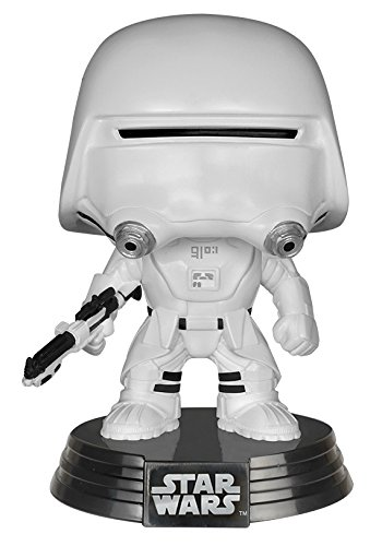 Funko POP! Star Wars: The Last Jedi - First Order Snowtrooper - Collectible Figure