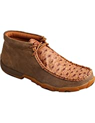 Twisted X Ladies Full Quill Driving Moccasins