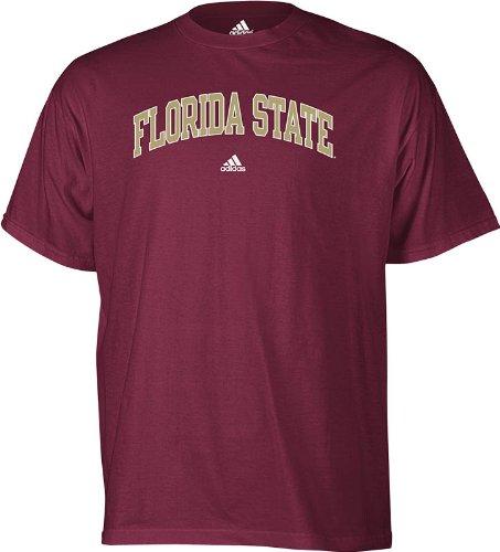 adidas Florida State Seminoles (FSU) Garnet Relentless T-shirt (Small) - 41f9Khl8wxL - adidas Florida State Seminoles (FSU) Garnet Relentless T-shirt (Small)