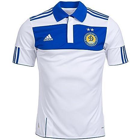 Adidas Dinamo Kiev Camiseta p94754 Weiß small: Amazon.es: Ropa y accesorios