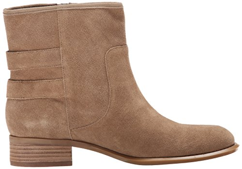 Nine West Leather Boot Women's West Nine Taupe Justthis HwxxOPfq