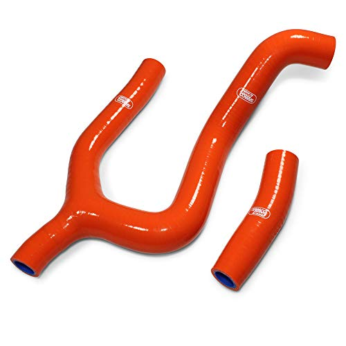 - SAMCO Silicone Coolant Hose Kit Husqvarna FC 250 'Y' Piece Race Design 2019