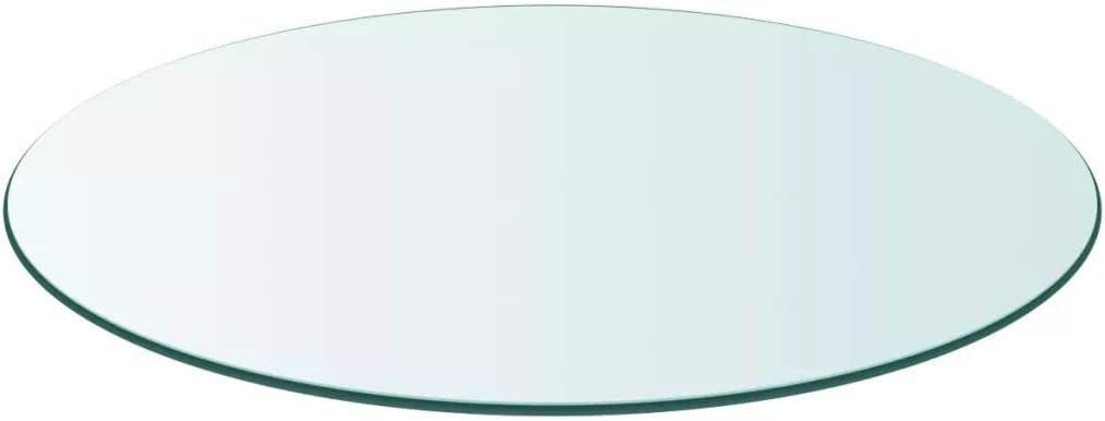 Tavoli Da Pranzo Grandi Dimensioni.Soulong Ripiano In Vetro Temperato Per Tavolo Dimensioni Grandi