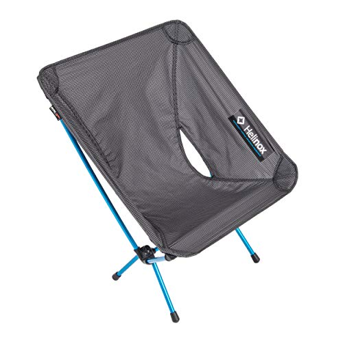 Helinox Chair Zero Ultralight Compact Camping Chair, Black ()