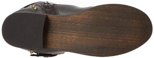 Skechers Sonora Fibra sintética Botin Rodilla Blk