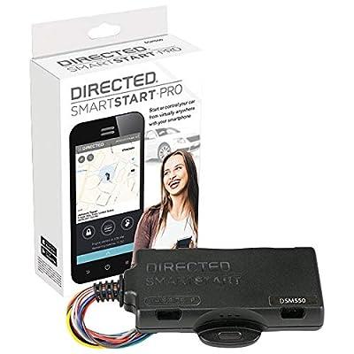 Directed Smartstart(r) DEIDSM550 6.50in. x 3.90in. x 1.45in. Directed SmartStart Pro 4G LTE GPS Module: Automotive