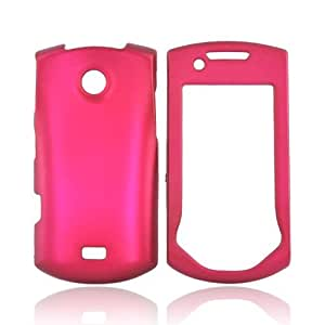 For Samsung Monte S5610 Rubberized Case ROSE PINK