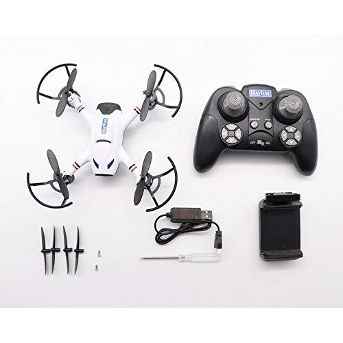 RC Quadrocopter Drohne Rayline Funtom R20 WiFi 720PG inkl. VR Brille