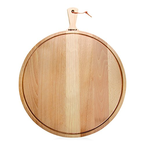 "Boska Holland 358123 Cheese Board XX-Large (19.69"") Beech Wood"